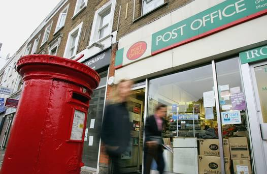 Shock as father forced to rob post office by man who hijacked his car with young child inside