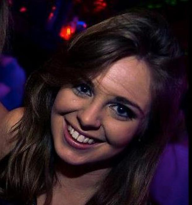 Clodagh Cogley who was injured in a balcony fall in Berkeley.