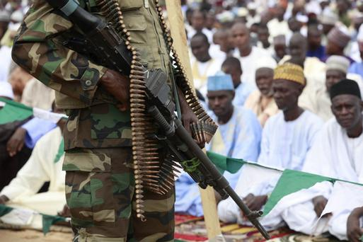 Nigeria detained thousands of men and boys as it moved into Boko Haram strongholds in recent months