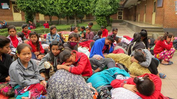 Nepal last month banned children from travelling without their parents or guardians