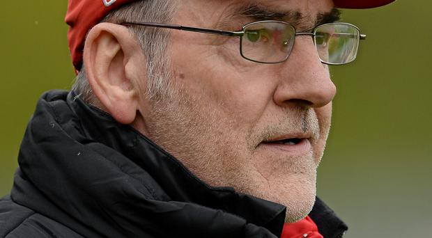 Mickey Harte is facing an exodus from his Tyrone squad