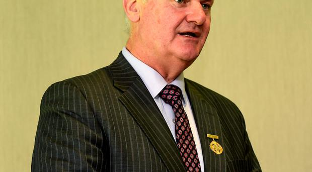 GAA president Aogán Ó Fearghail called for a review of the championship format