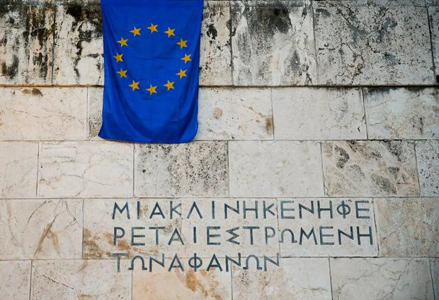 'There are those who say that a default would see Greece (or even Ireland) better off'