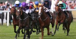 Ryan Moore partners Aloft to victory in the Queen's Vase at Royal Ascot to secure a record-breaking ninth victory at the festival, surpassing the mark set by Pat Eddery in 1989