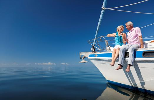 There are numerous reasons why should have a pension plan — namely you don't want life to stop in your 60s!