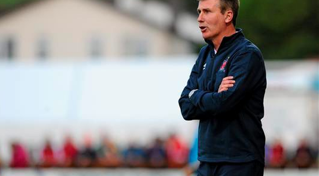 Goals rather than glamour will be on Dundalk manager Stephen Kenny's mind when the draws for the opening rounds of the UEFA Champions League take place today
