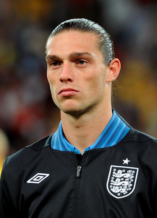 Andy Carroll. Photo: Anthony Devlin/PA Wire.