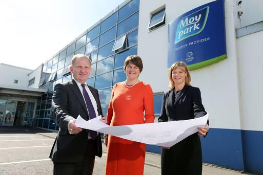 Moy Park employs 8,473 people in Northern Ireland and last year its pre-tax profits rose by 39pc to £33.7m