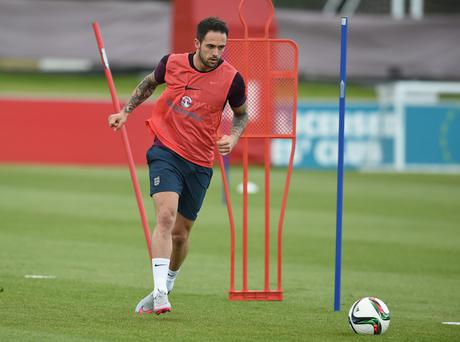 Danny Ings has vowed to make a name for himself at Liverpool