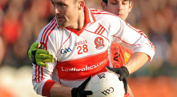 Bradley hasn't featured at inter-county level in three years since McIver took the reins in 2012, but said he would still love to be back in the county colours