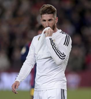 There has been little to suggest Real want to keep Sergio Ramos