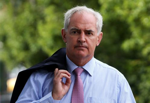 Dr Peter Boylan: led group in review of 28 cases