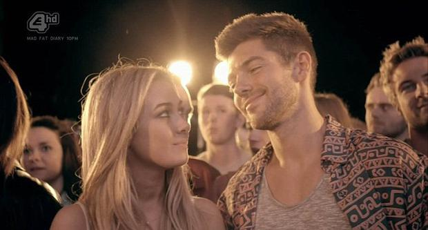 Made in Chelsea's Alex Mytton and Nicola Hughes. Picture: Made in Chelsea/E4