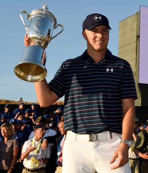 Jordan Spieth has revealed an engaging personality this week