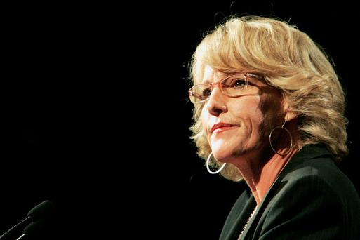 Environmental activist Erin Brockovich Credit: Lisa Maree Williams (Getty Images)