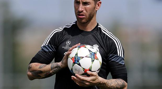United are wary of being played by Ramos, who has been demanding a new contract at the Bernabeu