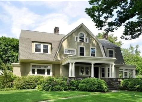 The €1.1 million six bed home in New Jersey where a stalker claims his family have watching for decades