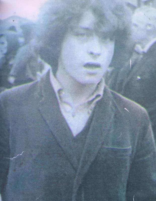 Kevin McKee disappeared in 1972.