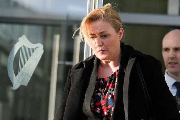 THE DWYER FILES: Detective Garda Brid Wallace, left, uncovered a range of disturbing video and text files on one of Graham Dwyer's computer hard disks, including footage of him and Elaine O'Hara and the 'Killing Darci' file believed to refer to a young American girl Darci Day whom Dwyer had been in contact with via the internet