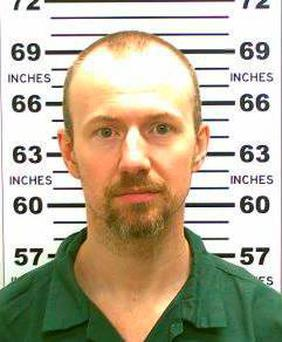 David Sweat (New York State Police via AP, File)