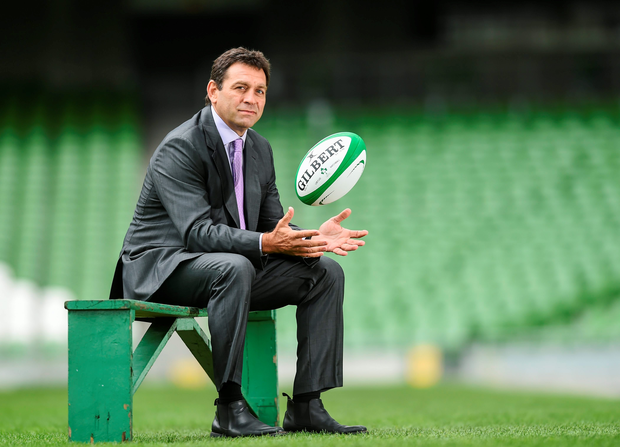 David Nucifora knows the level of expectation in Ireland after retaining the Six Nations title, but he believes the players are geared to deal with that pressure