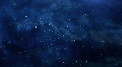 Night sky (Stock photo)