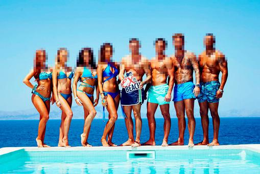 The celebs featuring on the new series of Ex On the Beach