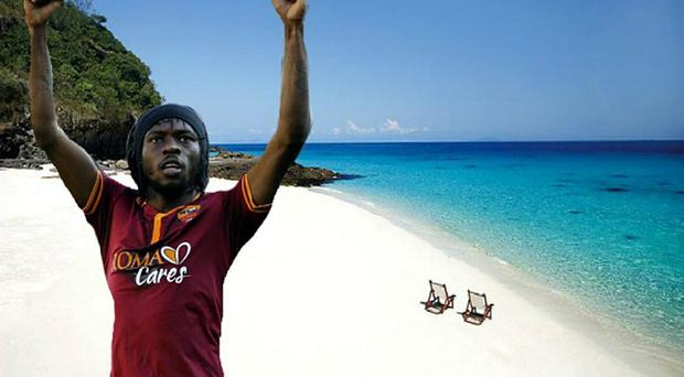 Diva: Gervinho was close to a move away from Roma