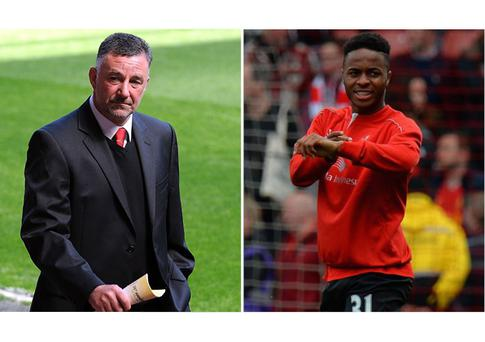 John Aldridge wants Raheem Sterling to leave Liverpool