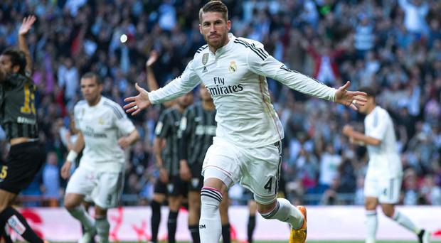 Sergio Ramos is not going to Manchester United, according to his mother