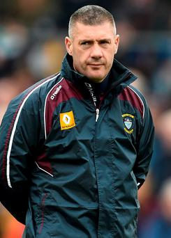 Westmeath manager Tom Cribbin saw his team's fortunes revived over the past two months