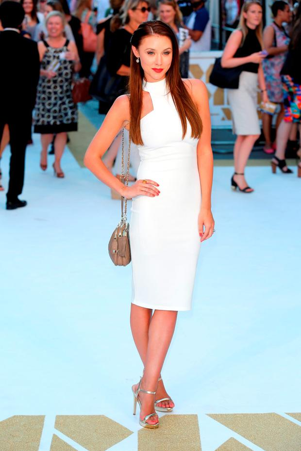 Una Foden attends the European Premiere of