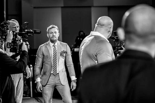 Conor McGregor must now turn his attention to Chad Mendes. Credit: UFC