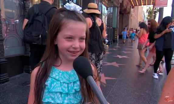 Jimmy Kimmel chats to kids about same sex marriage
