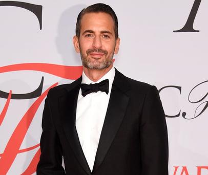 Marc Jacobs at the CFDA Awards