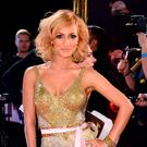 BOREHAMWOOD, ENGLAND - SEPTEMBER 03: Aliona Vilani attends the red carpet launch for