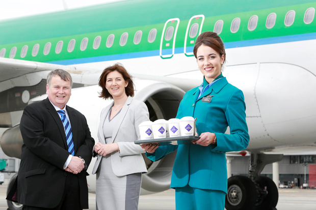 good news for early birds aer lingus to serve java