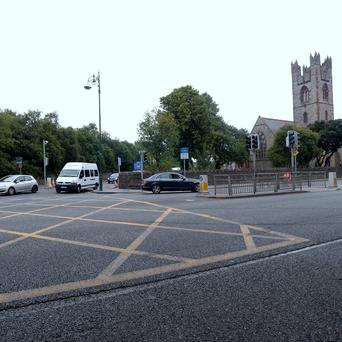 General view of junction of Howth Road and Clontarf Road, Marino/Clontarf, Dublin. Picture: Caroline Quinn