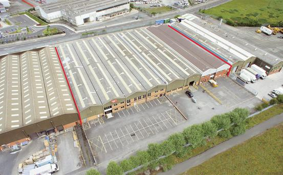William Harvey & Co is quoting €76,000 per annum for space at Allied Industrial Estate on Kylemore Road in Dublin.