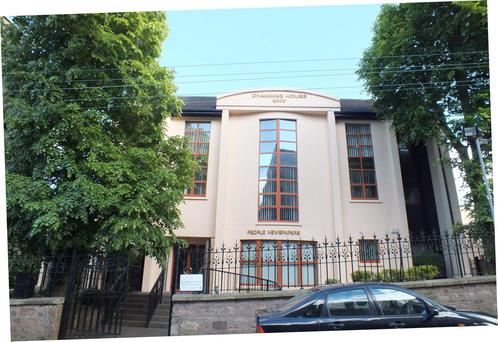 Channing House in Wexford town has been put up for sale