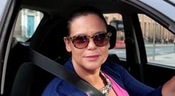 Sinn Féin deputy leader Mary Lou McDonald has rejected claims that former Dublin City Councillor Jonathan Dowdall was bullied by party members. Photo: Tom Burke