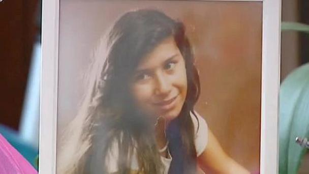 Nathalie Mazot was 14 when she went missing in 1982