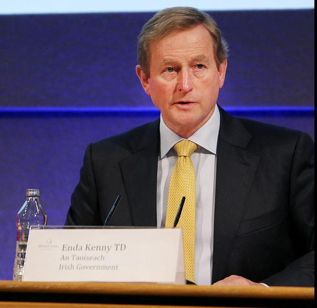 As Greece endured another day of crisis and uncertainty, Mr Kenny insisted that Ireland is a country that will not return to the boom and bust-type model of the past