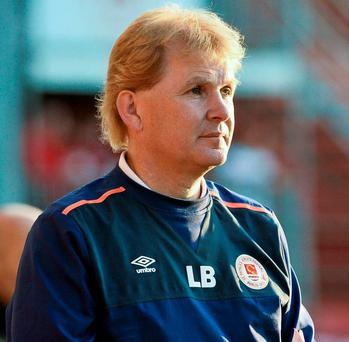 St Patrick's Athletic manager Liam Buckley maintains that his side's admirable away record can get them over the line and into the next round