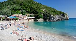 On the islands of Greece, aside from limited exports, tourism is their only source of income
