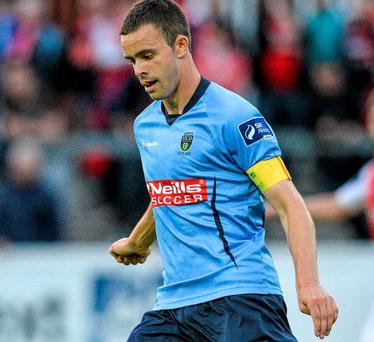 UCD attacker Robbie Benson is hoping that his side can cause a major upset in Europe this evening when they take on F91 Dudelange