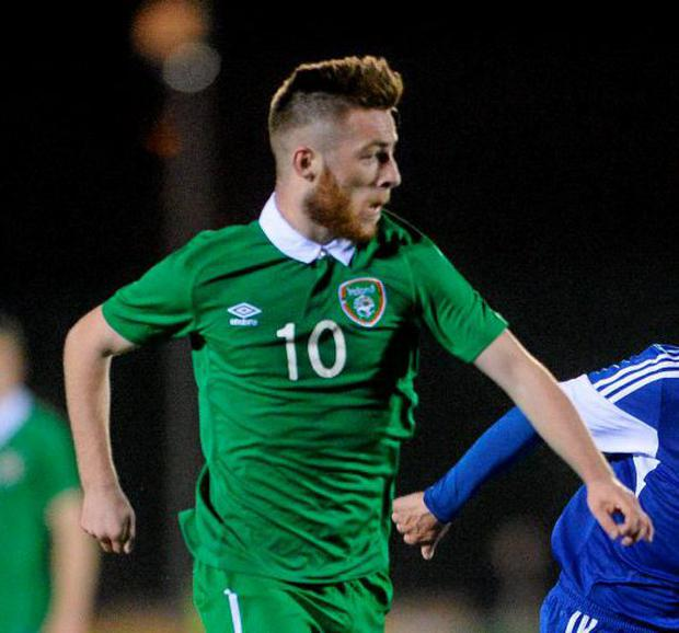 Ireland's great football hope, Jack Byrne