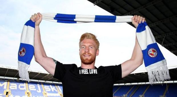 Paul McShane has joined reading on a three-year deal