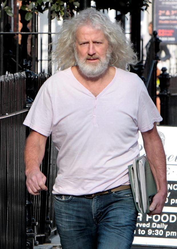 Independent TD Mick Wallace raised concerns over the sale of Nama's Northern Ireland property portfolio in April 2014