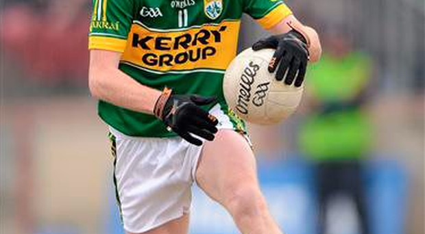 Colm 'Gooch' Cooper is the shock omission from the Kerry team for Sunday's Munster senior football final against Cork in Killarney